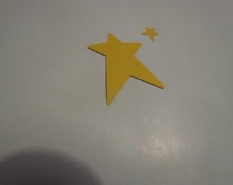 primitive star die cuts