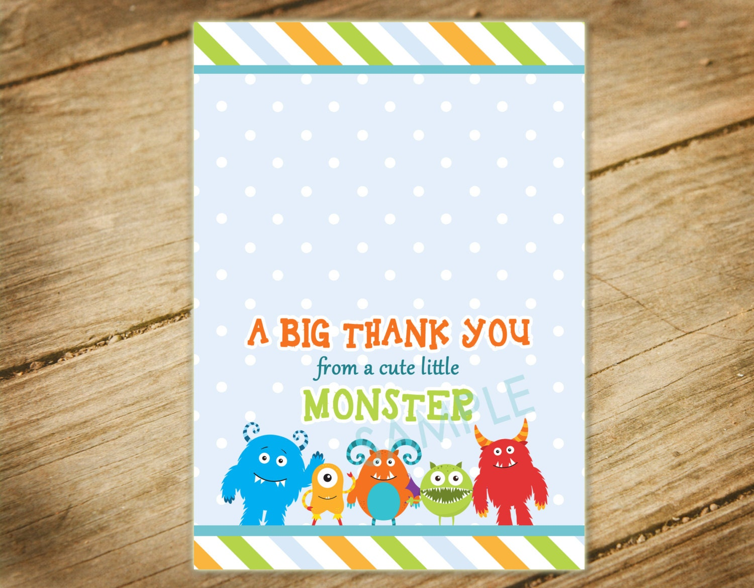 Baby Shower Themes Little Monsters ~ Little monster baby shower invitation monsters theme