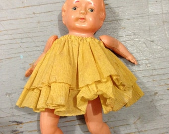 Antique Celluloid Doll Made in Japan