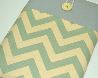 "kindle paperwhite book cover, Kindle Fire 7"" 2015, Kindle Fire HD 8"" 2015, Kindle Touch, Samsung G Tab S 8.4""- Chevron"