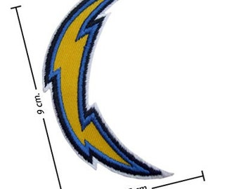 NFL San Diego Chargers Style-1 Embroidered Iron On Patch