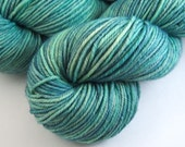 Caribbean - Hand Dyed DK Weight Yarn