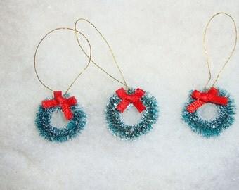 Miniature Fairy Garden Wreaths