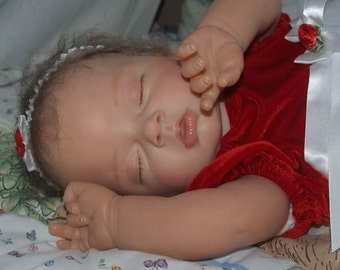 CUSTOM Reborn Baby Girl or Boy ARIELLA by Reva Schick
