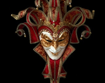 Venetian Mask | Damask Joker 13 points