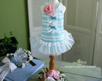 Chouchou Rina - Designer Handmade dress for Pets / Free Shipping