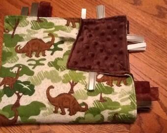 Sale Dinosaurs Ribbon Blanket