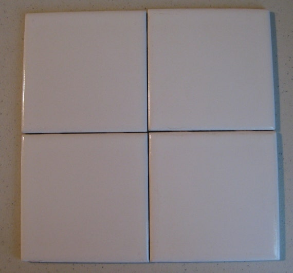50 pure white ceramic lamosa mexican tile x by reesotiles for Lamosa ceramic tile