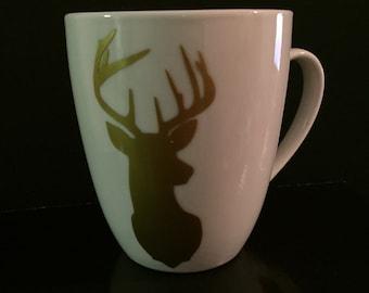 Deer Silhouette Mug