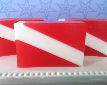 Dive Flag Soap- Scuba Soap - Diver Soap - Gift for Divers - Aqua Soap