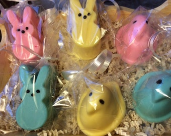 Goats Milk Bunny and Chick Soaps
