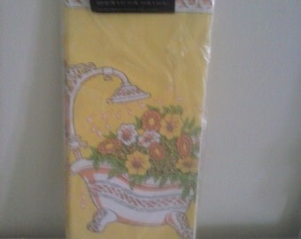 Vintage Paper table cloth
