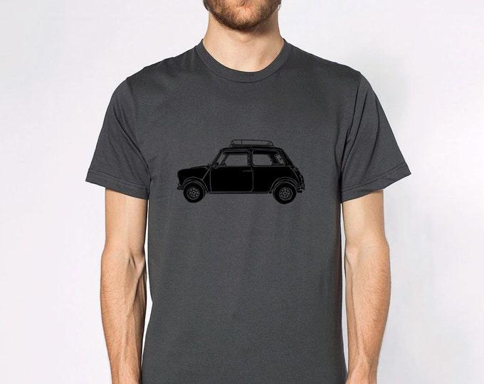 KillerBeeMoto: Limited Release British Engineered Vintage Compact Car Short & Long Sleeve Shirt