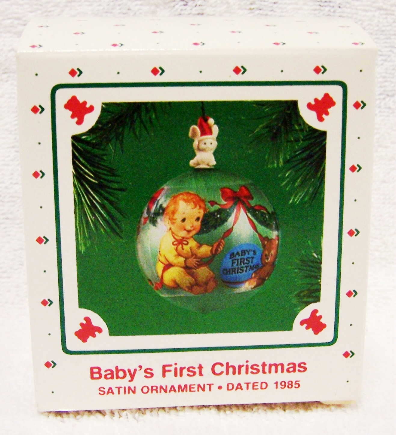 Grandson S First Christmas Ornament