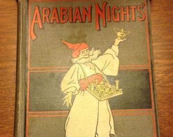 Antique - Arabian Nights 1900 By M H McKibbin