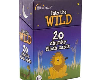 Into the Wild Flash Cards