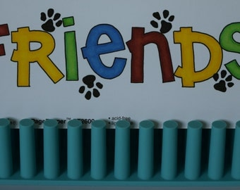 CADD Friends Animal Page Toppers