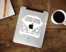 Camper Van iPad Decal
