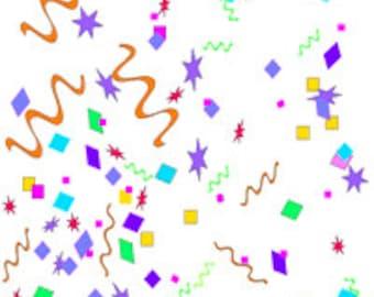 Kyra Sweet 16 Confetti