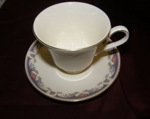 MINTON china HANBRIDGE pattern tea coffee cup and saucer Set