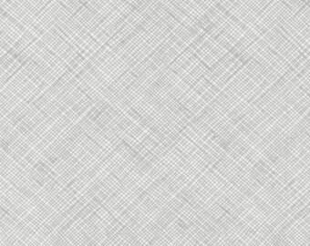 Architextures - Crosshatch Grey - Carolyn Friedlander - Robert Kaufman (AFR-13503-12)