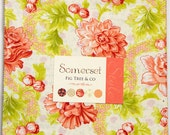 Somerset Layer Cake by Fig Tree & Co for Moda Fabrics