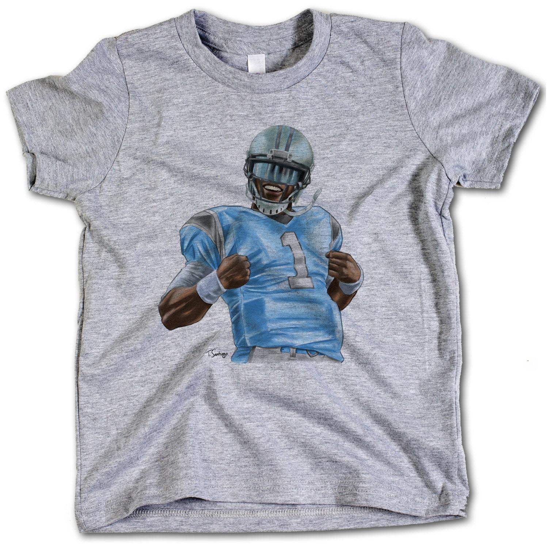 Cheap NFL Jerseys NFL - Cam Newton Carolina Panthers Jersey Youth