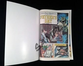 Very Rare Creepshow Comic Book Replica Horror Movie Prop