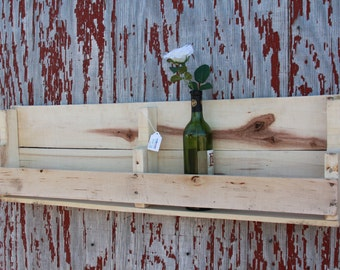 Pallet Shelf - Ready to Finish