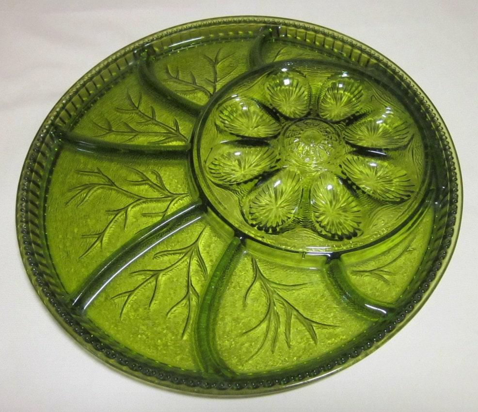Vintage Relish Tray 24