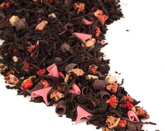 Chocolate Covered Strawberry Tea
