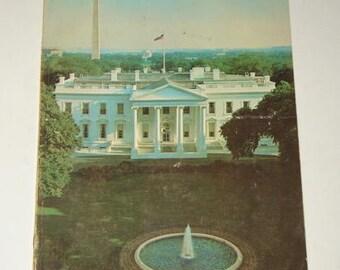 1963 White House Historical Association book  The White House  Washington DC history publication