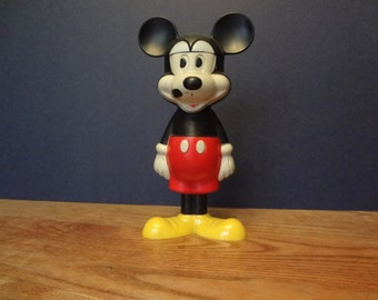 1970 Avon Mickey Mouse bubble bath