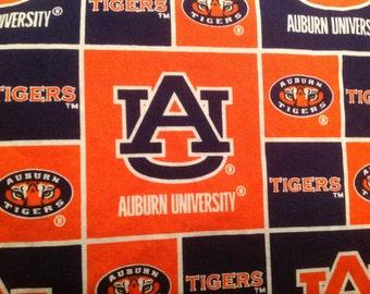 Alabama Auburn, fitted Playard sheet, Graco Pack 'n Play sheet, Auburn University