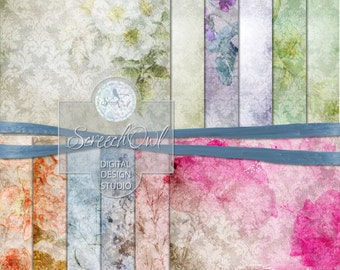 Scrap Booking Paper, Scrapbooking, Card Making, Decoupage, Collage Sheet, Paper Craft, Craft Supplies
