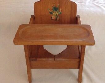 1950's, 1960's Child's Potty Seat