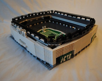 MetLife Stadium-NY Jets, Brick model
