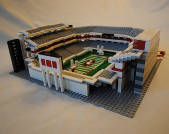 Georgia Sanford Football Stadium, Brick model