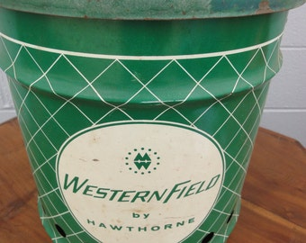Industrial/Tools/Midcentury WesternField by Hawthorne Heater Made Exclusively by Montgomery ward