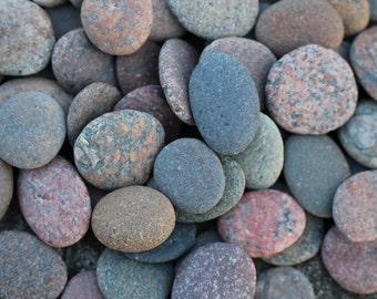40 Beach Stones for Sale Sea Stones Baltic Beach Treasures