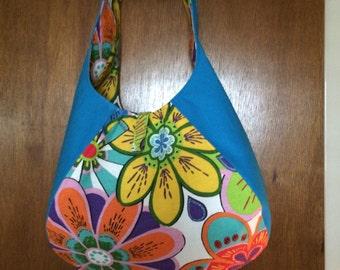Blooming Hobo Bag