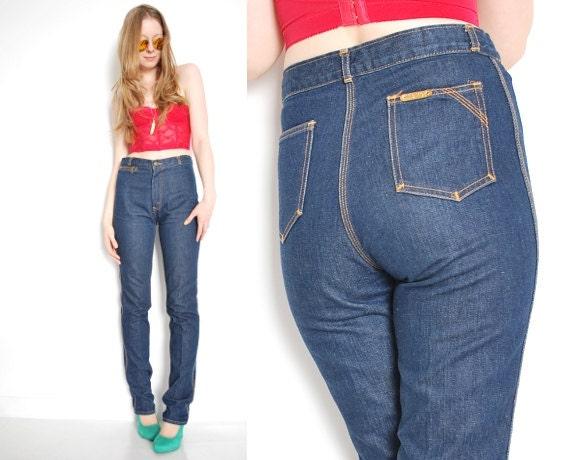 70s Jeans Vintage Jeans Landlubber Jeans Extra Long