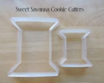 Spool Cookie Cutter