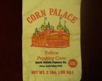Corn Palace Popcorn Bag