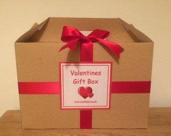 Humorous Valentines Gift Box