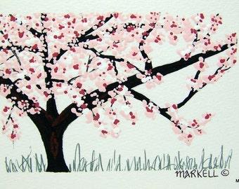 No. 119  Flowering Tree