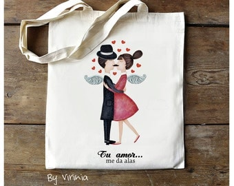 Illustrated Collection Valentine Bags ..