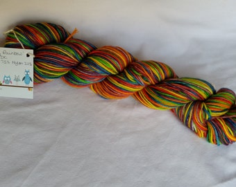 Misty Rainbow Yarn
