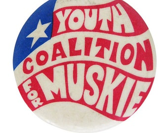 Youth Coalition Pin