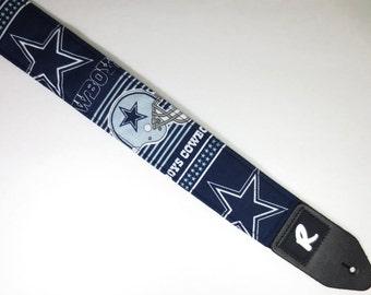 Dallas Cowboys Guitar Strap - Football - NFL
